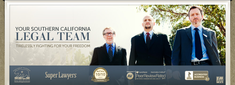 Your Southern California Legal Team